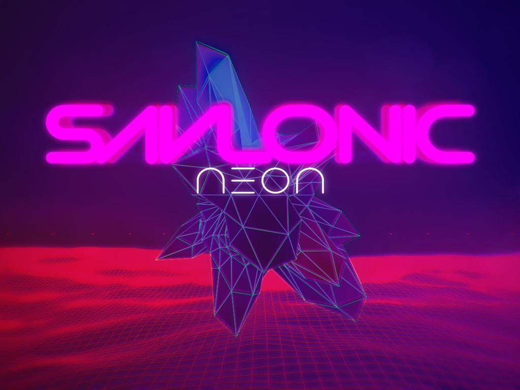 Savlonic`s 2nd Album Kickstarter : Neon