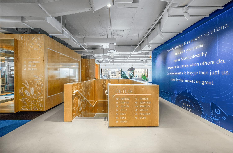 Digital Ocean Offices