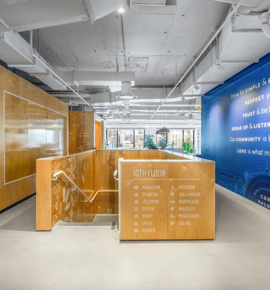 Digital Ocean Offices