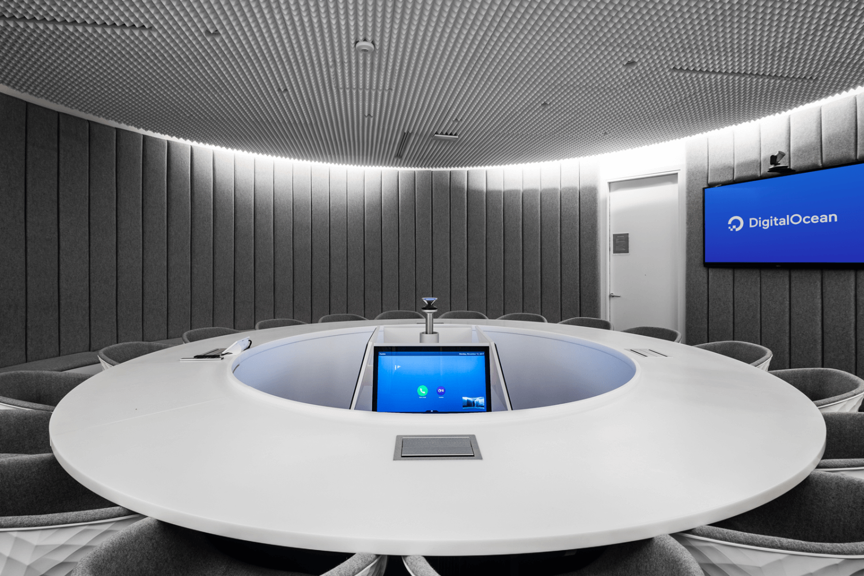 Digital Ocean command hub