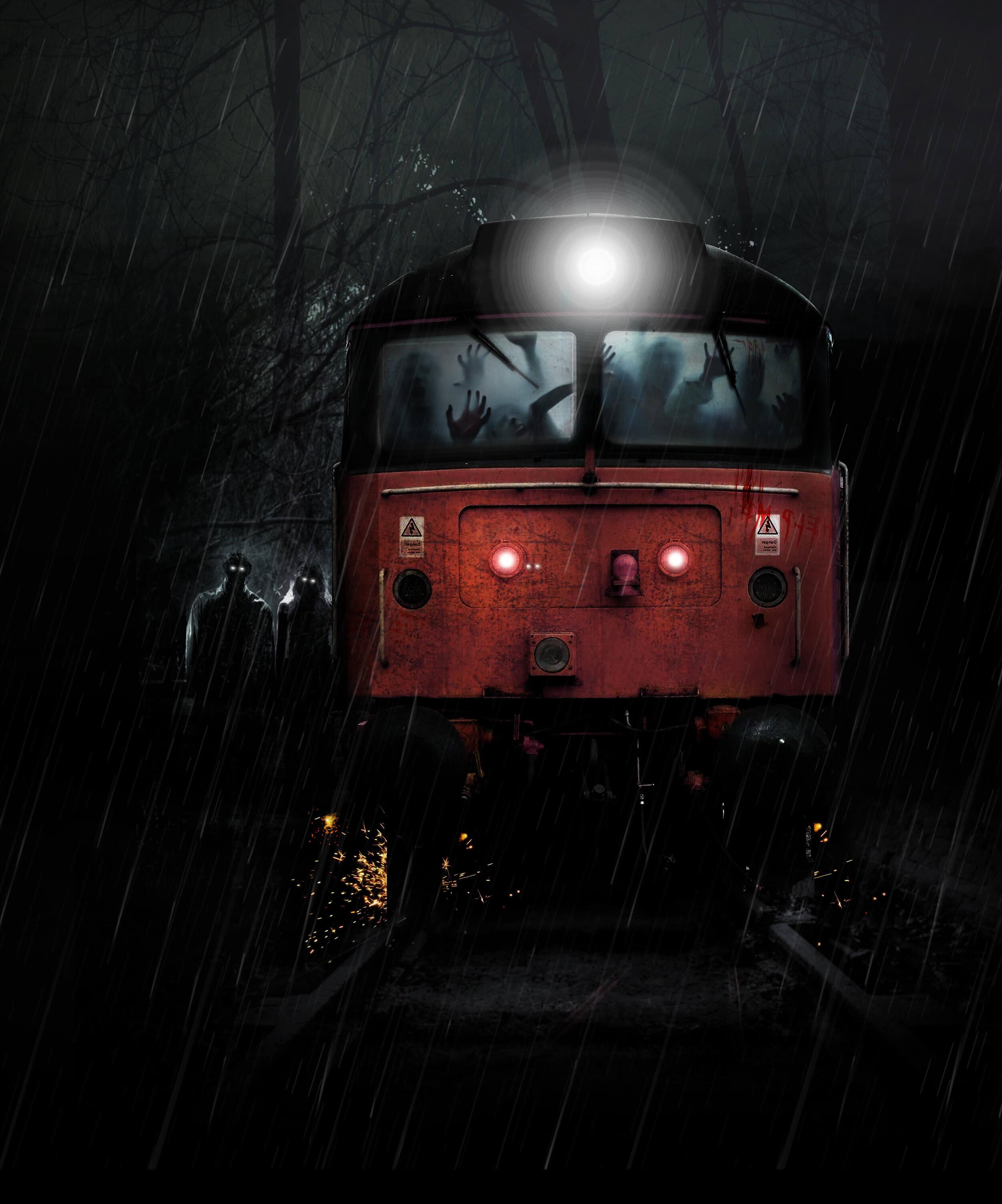 Horror Ghost Train