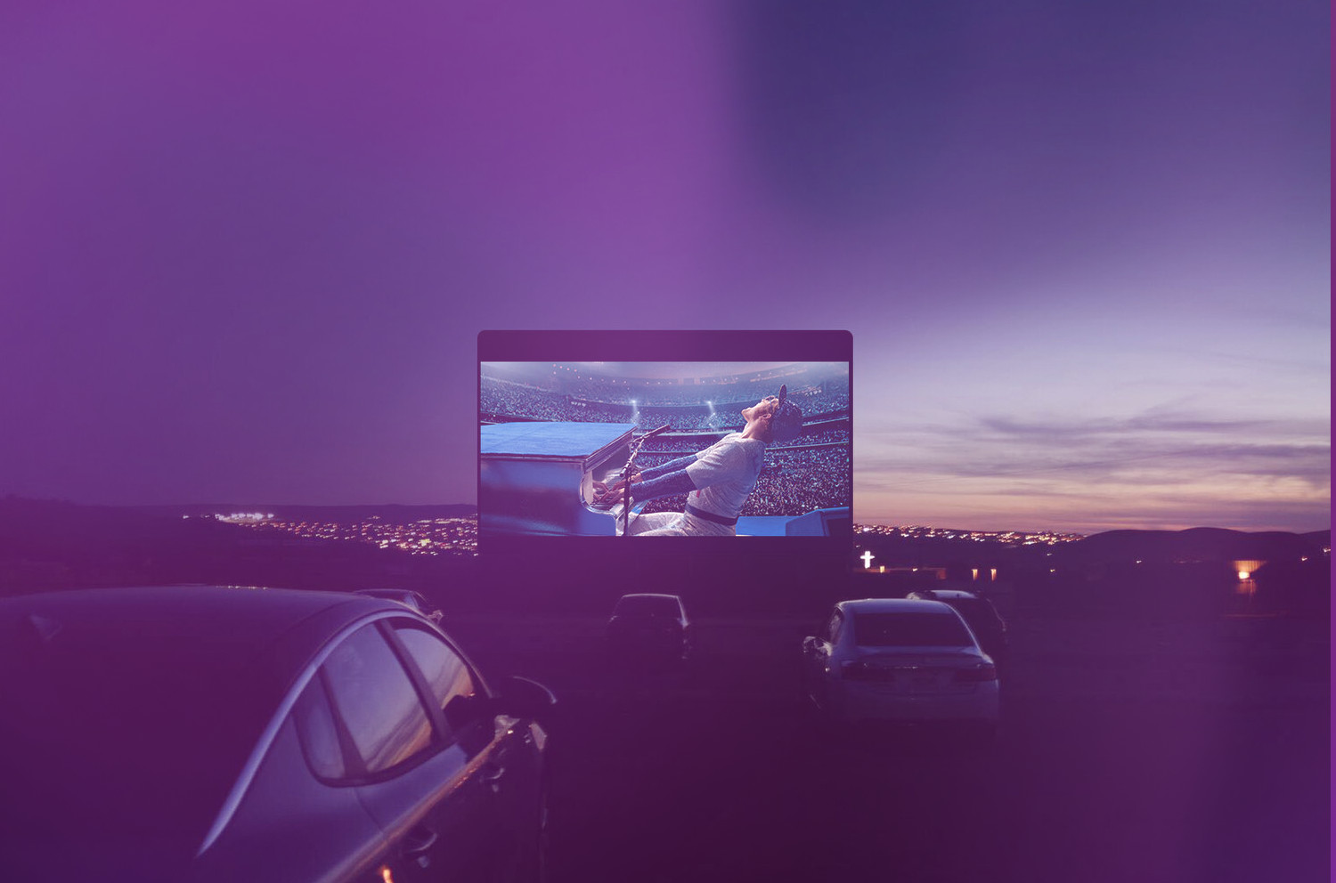The Luna Cinema Drive In