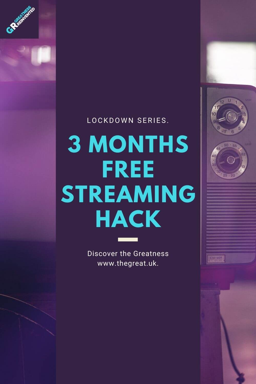 3 months free streaming hack