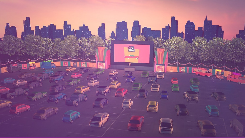 Drive-In Cinema This Summer with @TheDriveIn