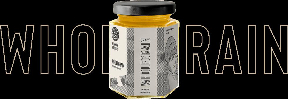 Norwich Mustard Wholegrain