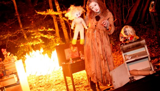 Tulleys Shocktober Fest