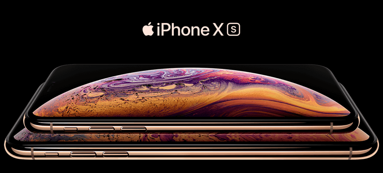 iPhone XS, iPhone XS Max and iPhone XR