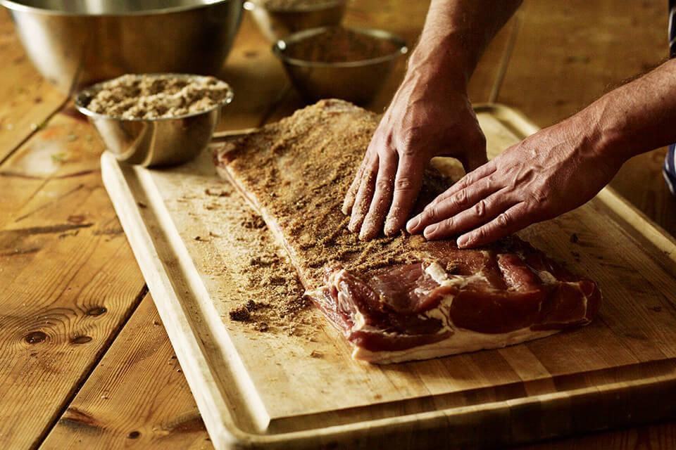 bacon process