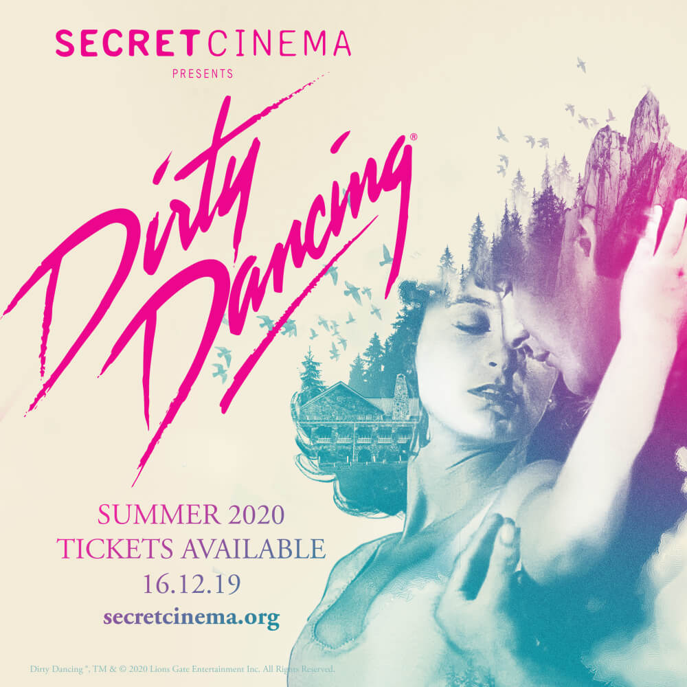 Secret Cinema Dirty Dancing Summer 2020
