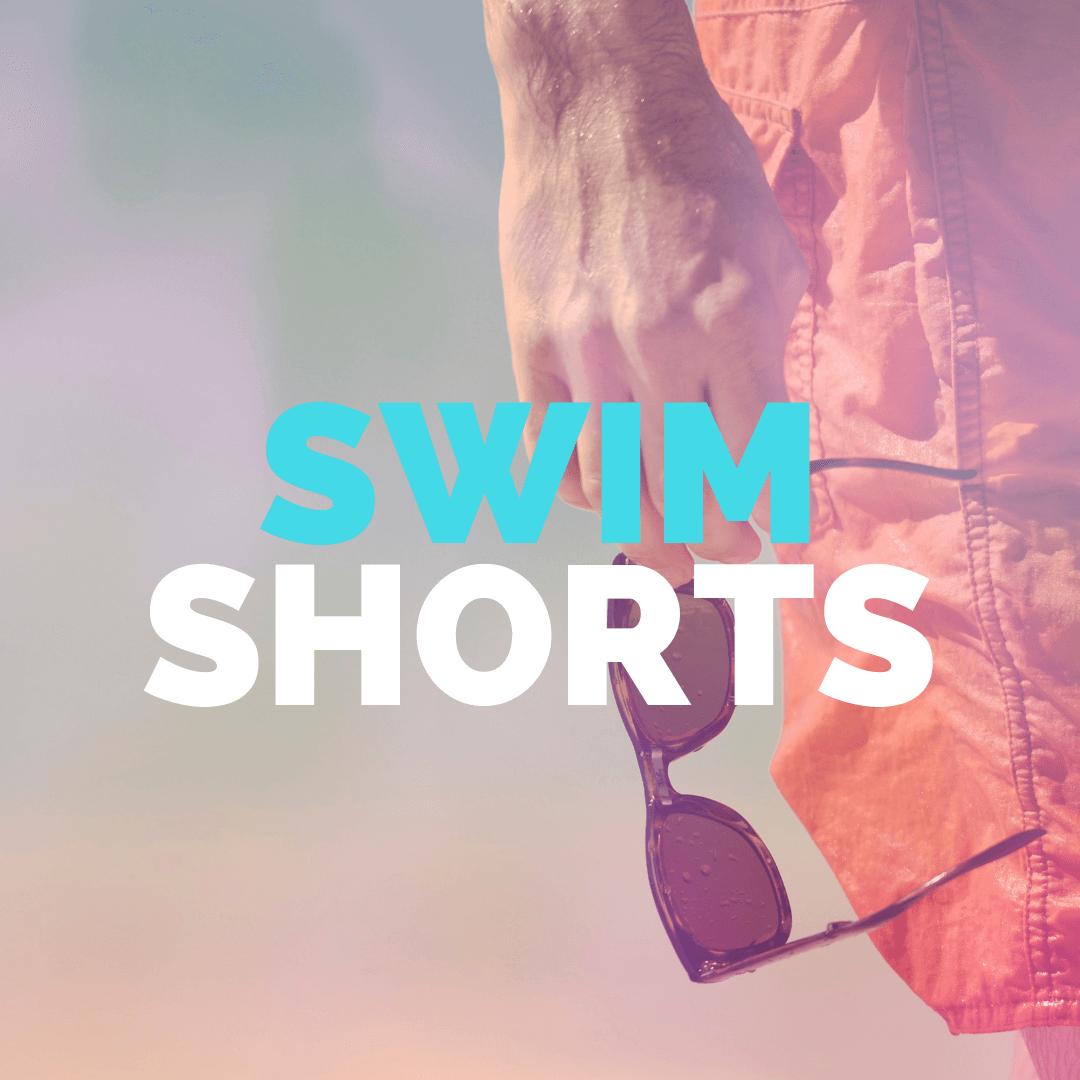 Shop swim shorts